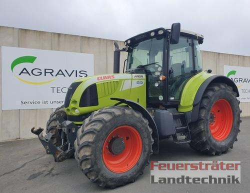 Claas Arion 640 CIS Baujahr 2008 Beelen