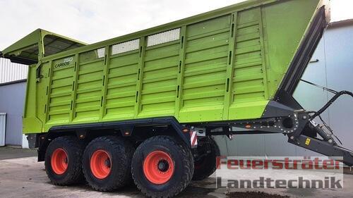 Lade- & Silierwagen Claas - CARGOS 750 TRIDEM