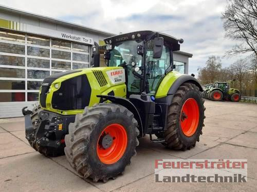 Claas Axion 810 Cmatic Baujahr 2019 Beelen