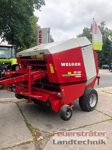 Baler Welger - RP 320 FARMER
