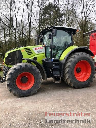 Claas Axion 810 Cmatic Baujahr 2014 Beelen