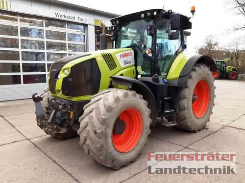 Claas Axion 810 Cmatic Årsmodell 2014 Beelen