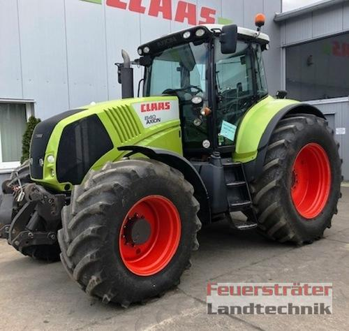Claas Axion 840 Cmatic Baujahr 2013 Beelen
