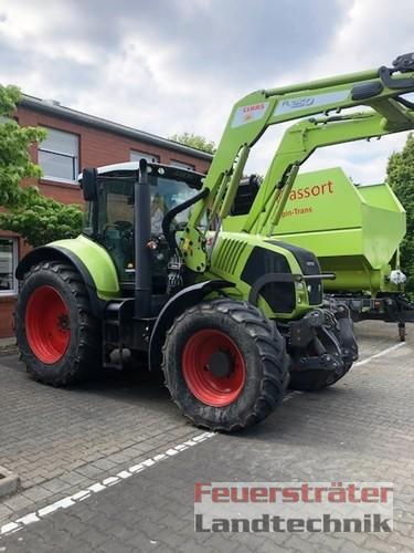 Claas - AXION 810 CMATIC CEBIS