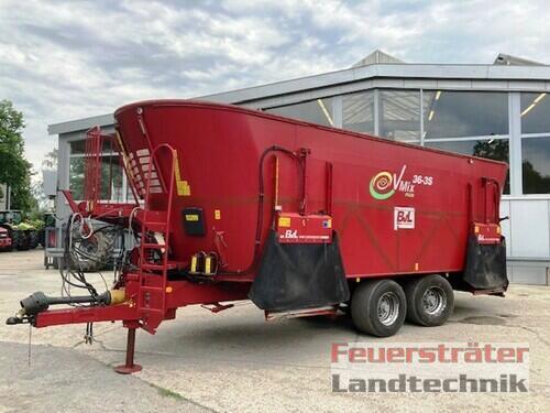 van Lengerich V-Mix 36-3s Plus Year of Build 2012 Beelen