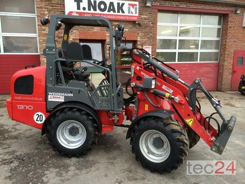 Weidemann 1370 Cx 50 Front Loader Year of Build 2014