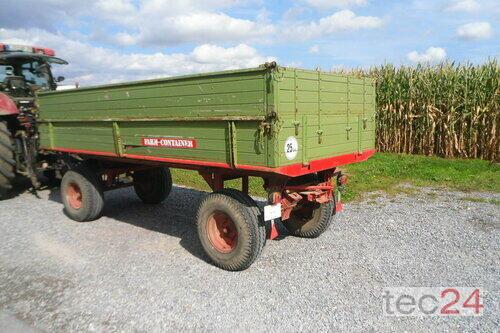 Farm Container 5,7T
