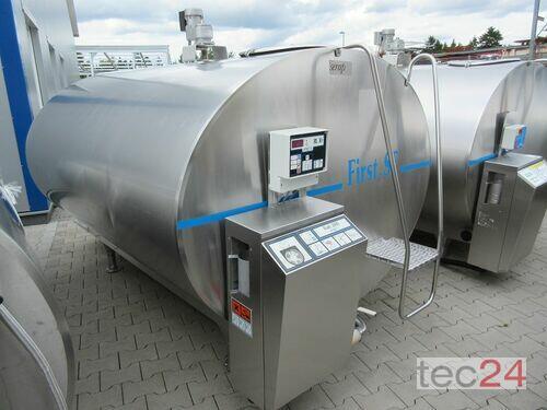 SERAP Milchtank / Milchkühltank 3500 L