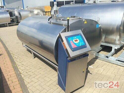 SERAP Milchkühltank 2500 Liter Marienheide