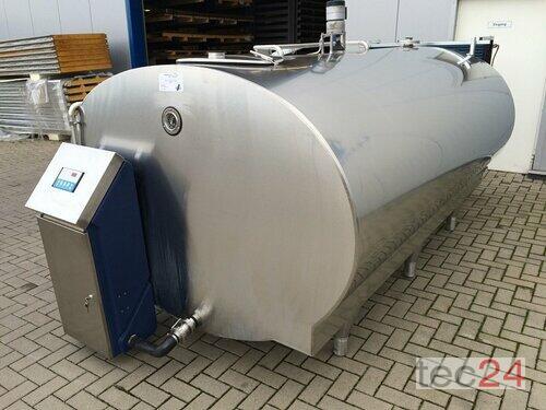Müller Milchkühltank 5000 Liter Marienheide