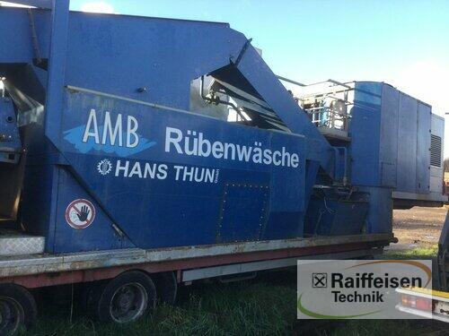 AMB / Holmer Rübenreinigungsmaschine Rll 200 Gs Årsmodell 2013 Gnutz