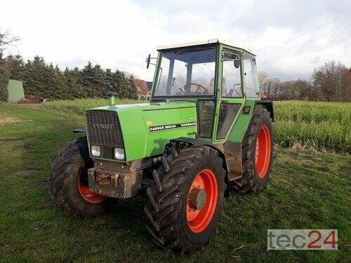 Fendt Farmer 306 LSA Рік виробництва 1985 Повний привід