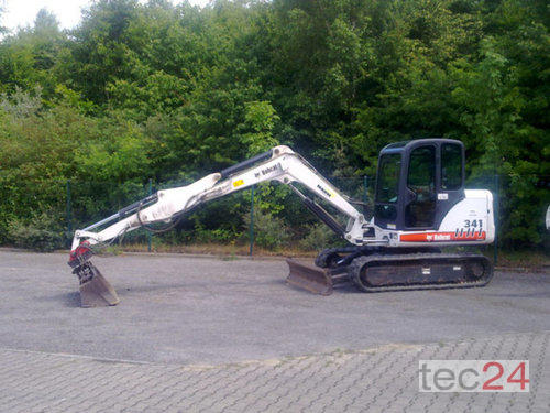 Bobcat 341 Baujahr 2005 Lingen