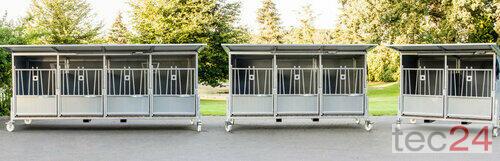 Kälberboxen Kälberhütten Baujahr 2018 Hude