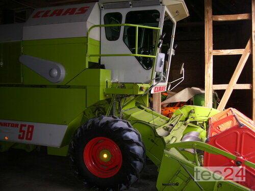 Claas Dominator 58 Baujahr 1986 Vechelde