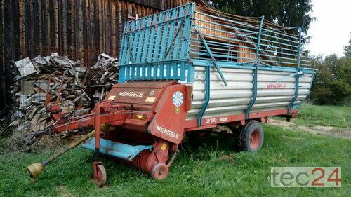 Ladewagen Mengele  Lw 330 Super anno di costruzione 1979 Unterthingau