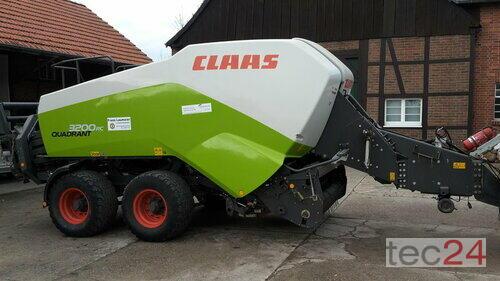 Claas Quadrant 3200 RC Baujahr 2011 Lippetal