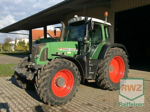 Fendt 820 Vario TMS Год выпуска 2008 Привод на 4 колеса