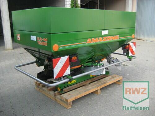 Amazone ZA-M 1500 Anul fabricaţiei 2009 Saulheim