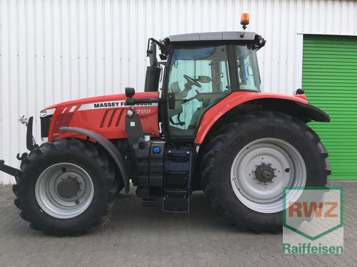 Massey Ferguson MF 7722 Dyna-6 Efficient Year of Build 2017 4WD