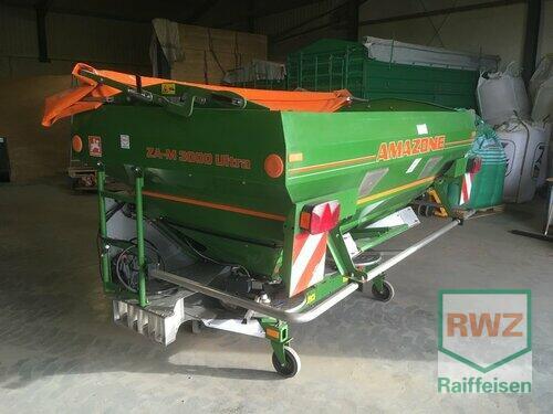 Fertiliser - Trailed Amazone - ZA-M Ultra Profis Hydro