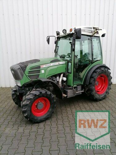 Fendt 209 V Vario Year of Build 2012 4WD