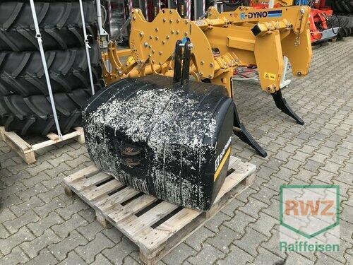 Saphir Frontgewicht 1100 kg