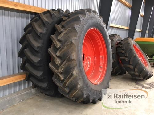 Alliance Argistar  520/85r46 / 480/70r34 Baujahr 2018 Wanderup