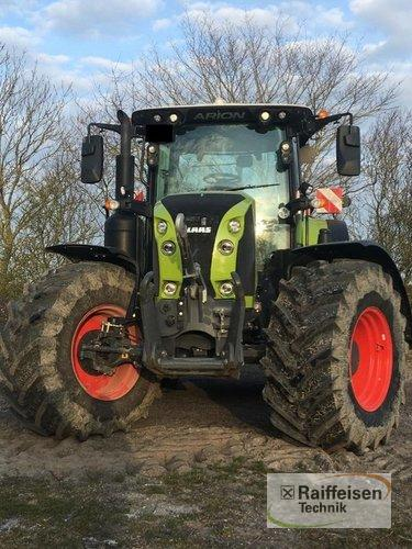 Claas Arion 660 Cmatic Baujahr 2018 Allrad
