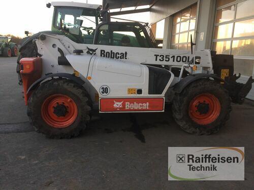 Bobcat T 35100 L anno di costruzione 2014 Buttelstedt