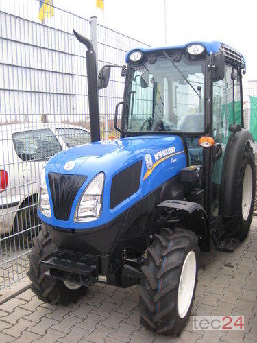 New Holland T4.65V Allrad