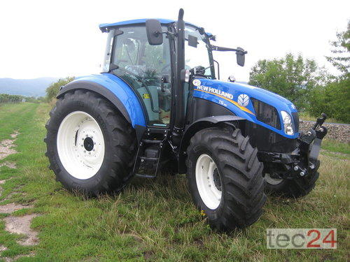 New Holland T5.95 D.C. Baujahr 2017 Allrad