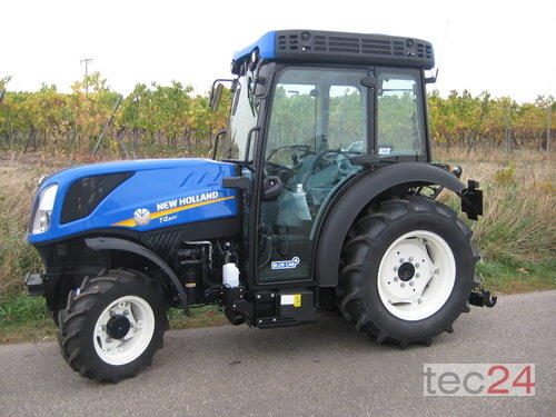 New Holland T4.90v Årsmodell 2018 4-hjulsdrift