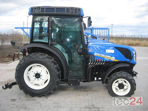 New Holland T4.80v Årsmodell 2018 4-hjulsdrift