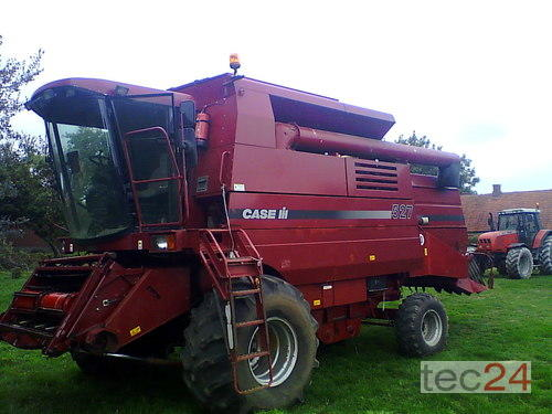 Case IH 527 Sts Year of Build 1998 Aabenraa