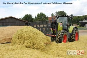 Schmihing Silogabel / Silagegabel / Grüngutgabel Bilde 0