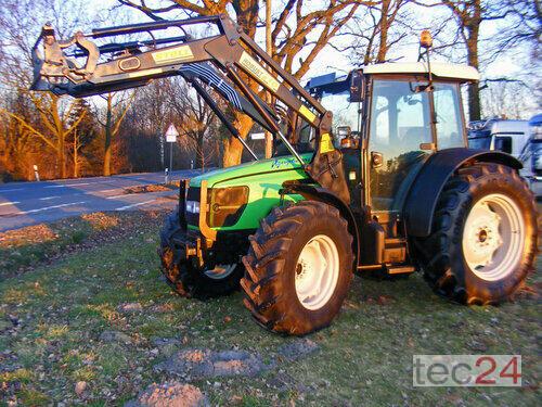 Deutz-Fahr Agroplus 95 Frontlader+Druckluft+ Pala cargadora frontal Accionamiento 4 ruedas