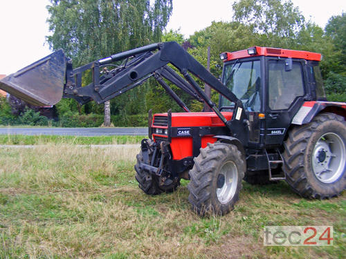 Case IH 844 Frontlader+ Fronthydraulik Front Loader Kutenholz