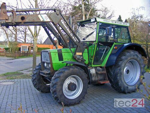 Deutz-Fahr Dx 86 Frontlader+Druckluft Frontlaster 4-hjulsdrift