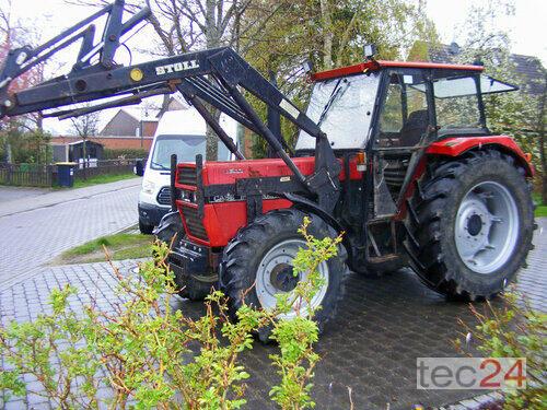 Case IH 745 Frontlader+Druckluft+Niedrigkab Εμπρόσθιο σύστημα φόρτωσης Κίνηση σε όλους τους τροχούς