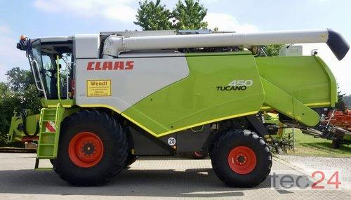 Claas Tucano 450 Year of Build 2015 Östringen