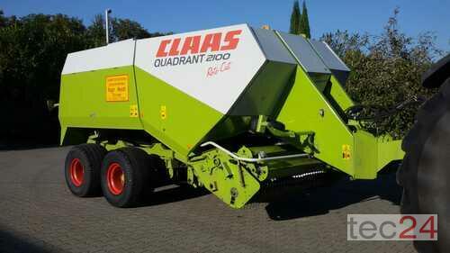 Claas Quadrant 2100 RC