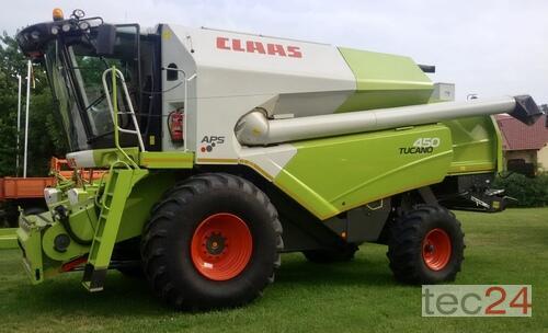 Claas Tucano 450 Baujahr 2012 Östringen