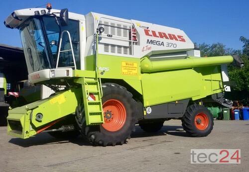 Claas Mega 370 Godina proizvodnje 2007 Pogon na 4 kotača