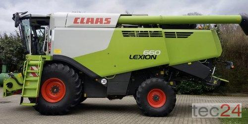 Claas Lexion 660 Årsmodell 2017 Östringen