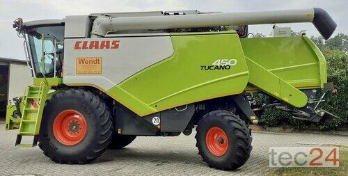 Claas Tucano 450 Baujahr 2015 Östringen
