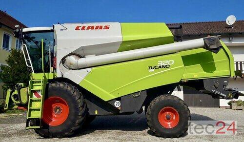 Claas Tucano 320 Bouwjaar 2010 Östringen