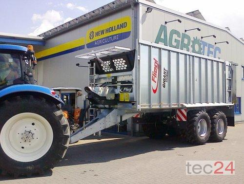 Fliegl Asw 271 Compact Abschiebewagen Year of Build 2017 Raesfeld