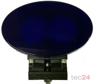 Zubehör TraktorLED 20 Watt LED Scheinwerfer Blau Bild 0