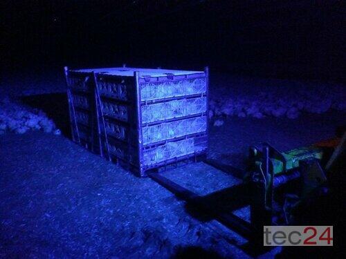 Zubehör TraktorLED 20 Watt LED Scheinwerfer Blau Bild 1
